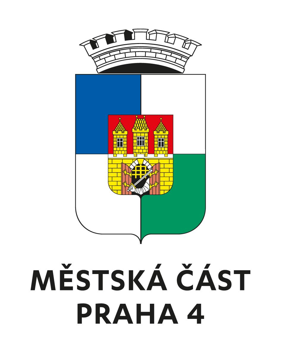 Za podpory Městské části Praha 4